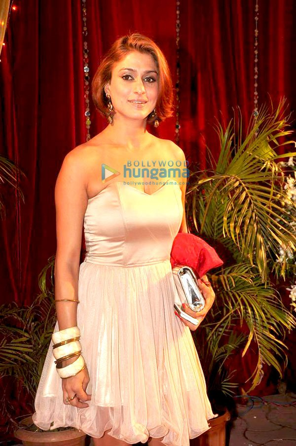 Shilpa Saklani at 11th Indian Television Academy Awards 2011