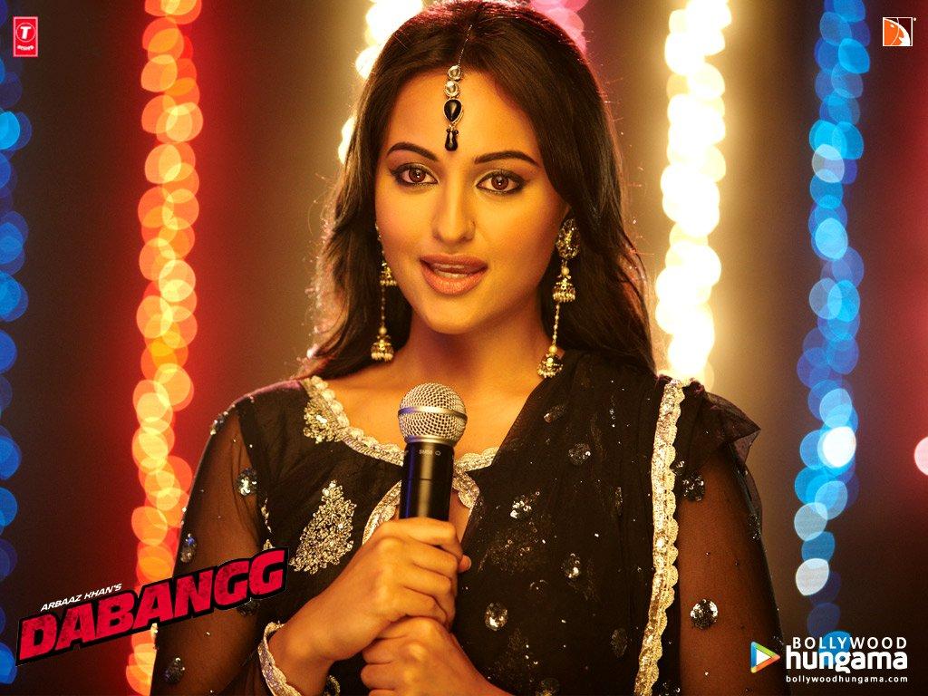 Sonakshi Sinha from the movie Dabangg