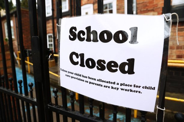 Covid-19 Outbreaks Linked To Uk Schools