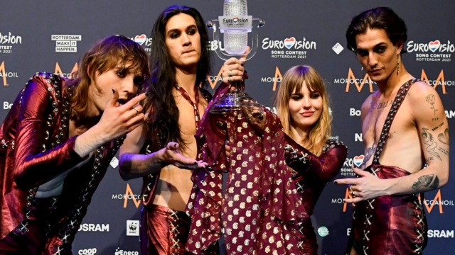 Eurovision winner Damiano David to take drugs test after cocaine questions