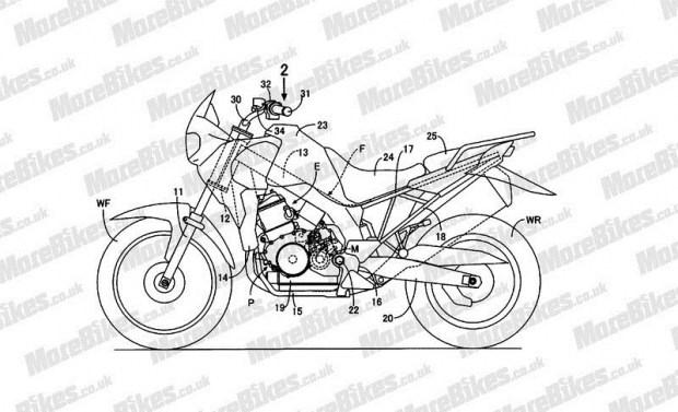Компания Honda планирует возродить небольшой эндуро Honda