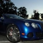 Test Drive Bentley Gt Speed Convertible Business Insider