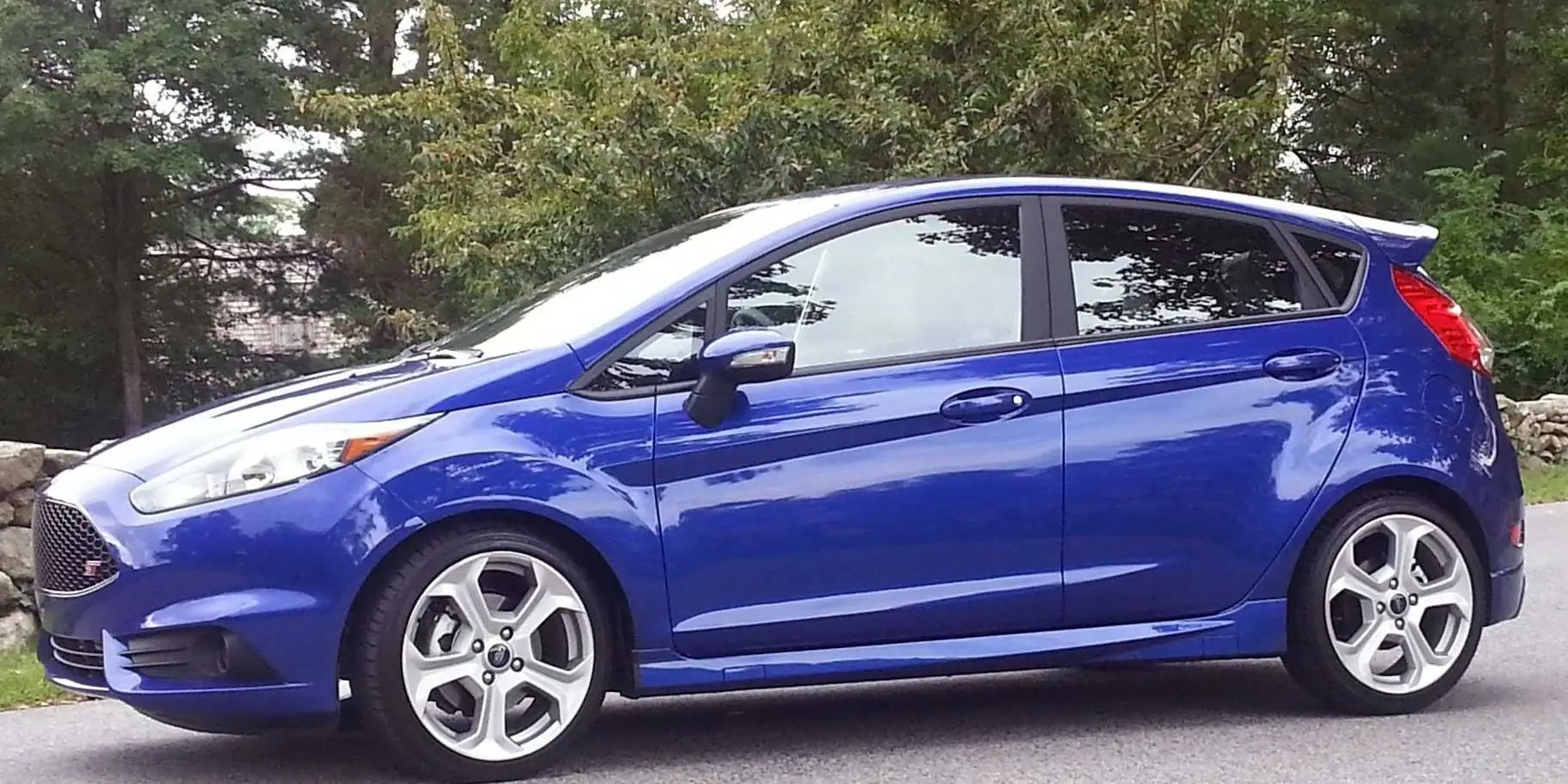 Ford S Fiesta St Plan Is Quite Smart Business Insider