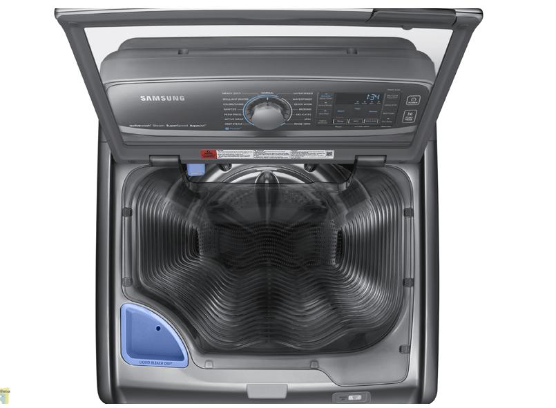 samsung launches new washing machine