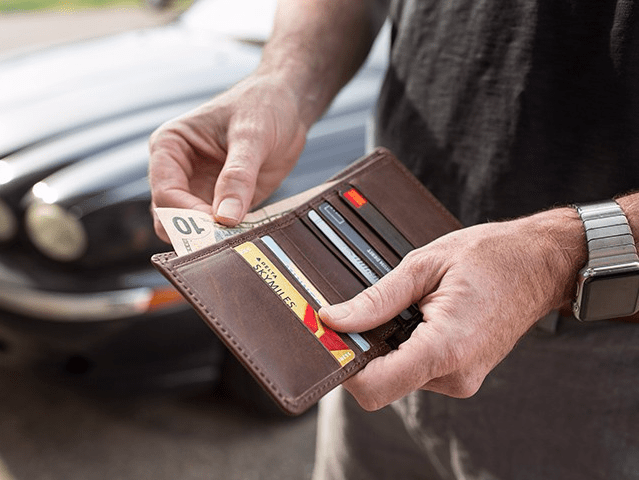 8 leather wallets that will last for