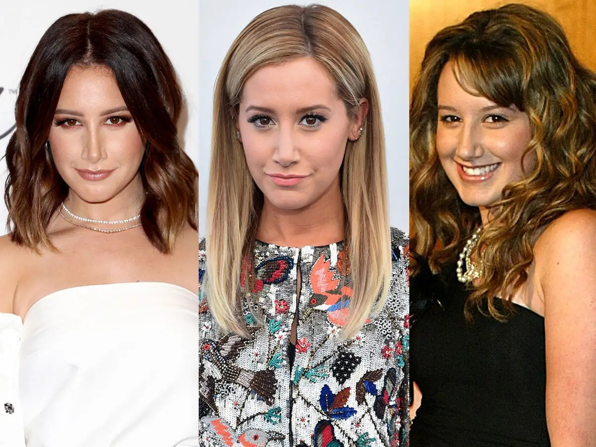 Photos Of Celebrities And Their Surprising Natural Hair Color
