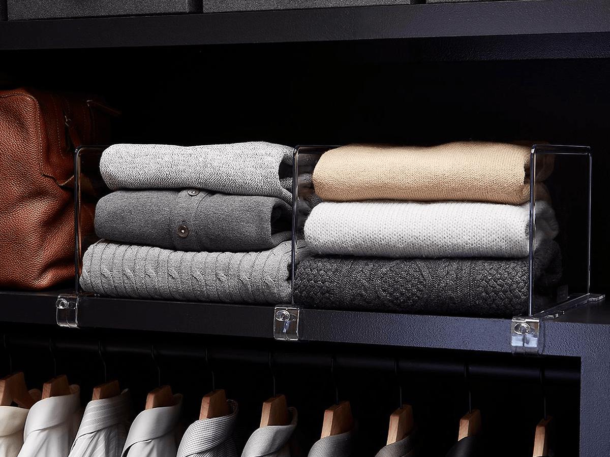 the best closet shelf divider in 2020