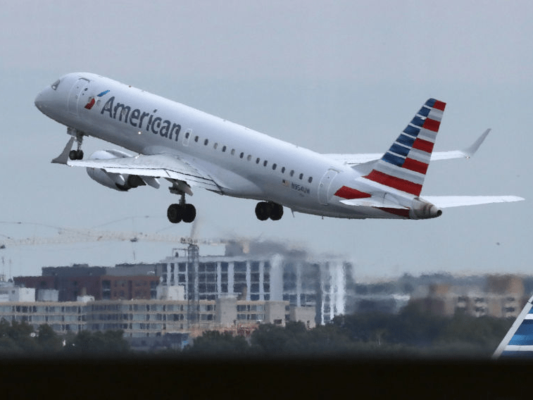 American Airlines reportedly capping fares for Europe travel ban ...