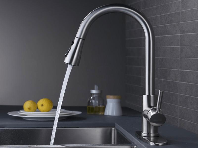 best kitchen faucet in 2021