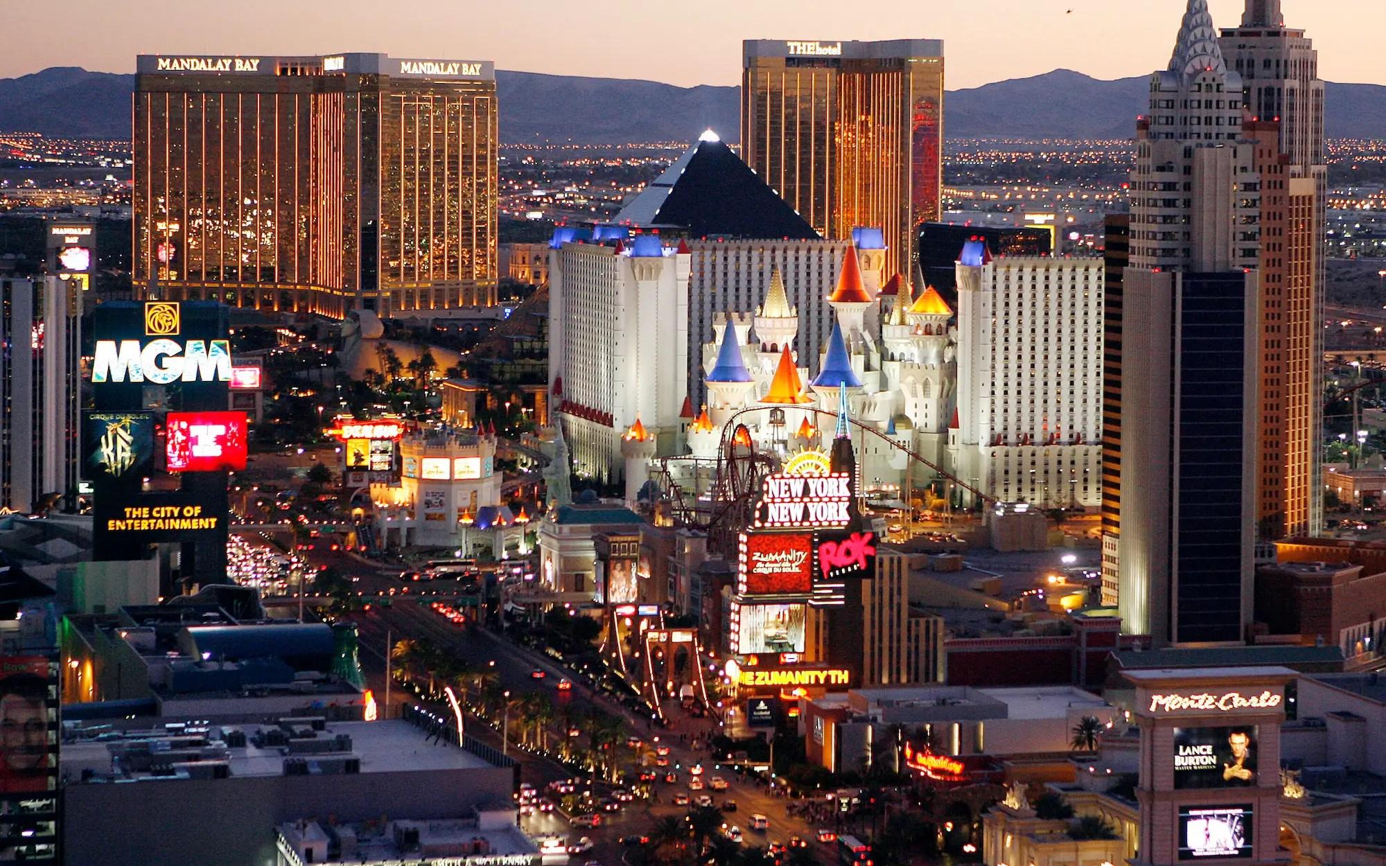 Several Las Vegas Strip resorts to close as coronavirus escalates ...