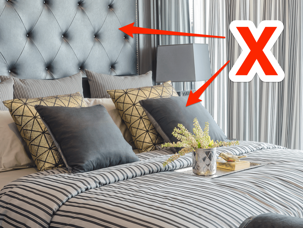 The Biggest Mistakes You Re Making When Decorating A Bedroom Insider