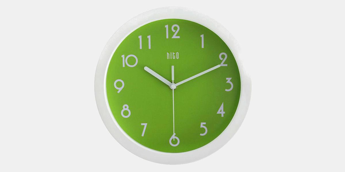Best Wall Clocks In 2020 Business Insider