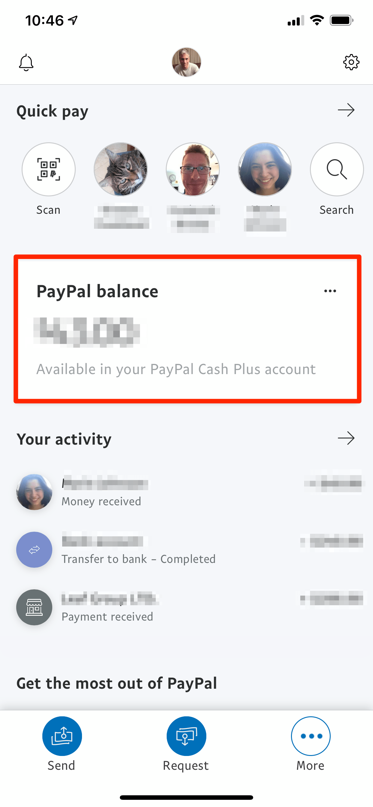How To Transfer Money From Paypal To Your Bank Account Business Insider