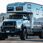 Earthroamer Has Built A 1 7 Million Camper Van Built On A Ford F 750 Business Insider