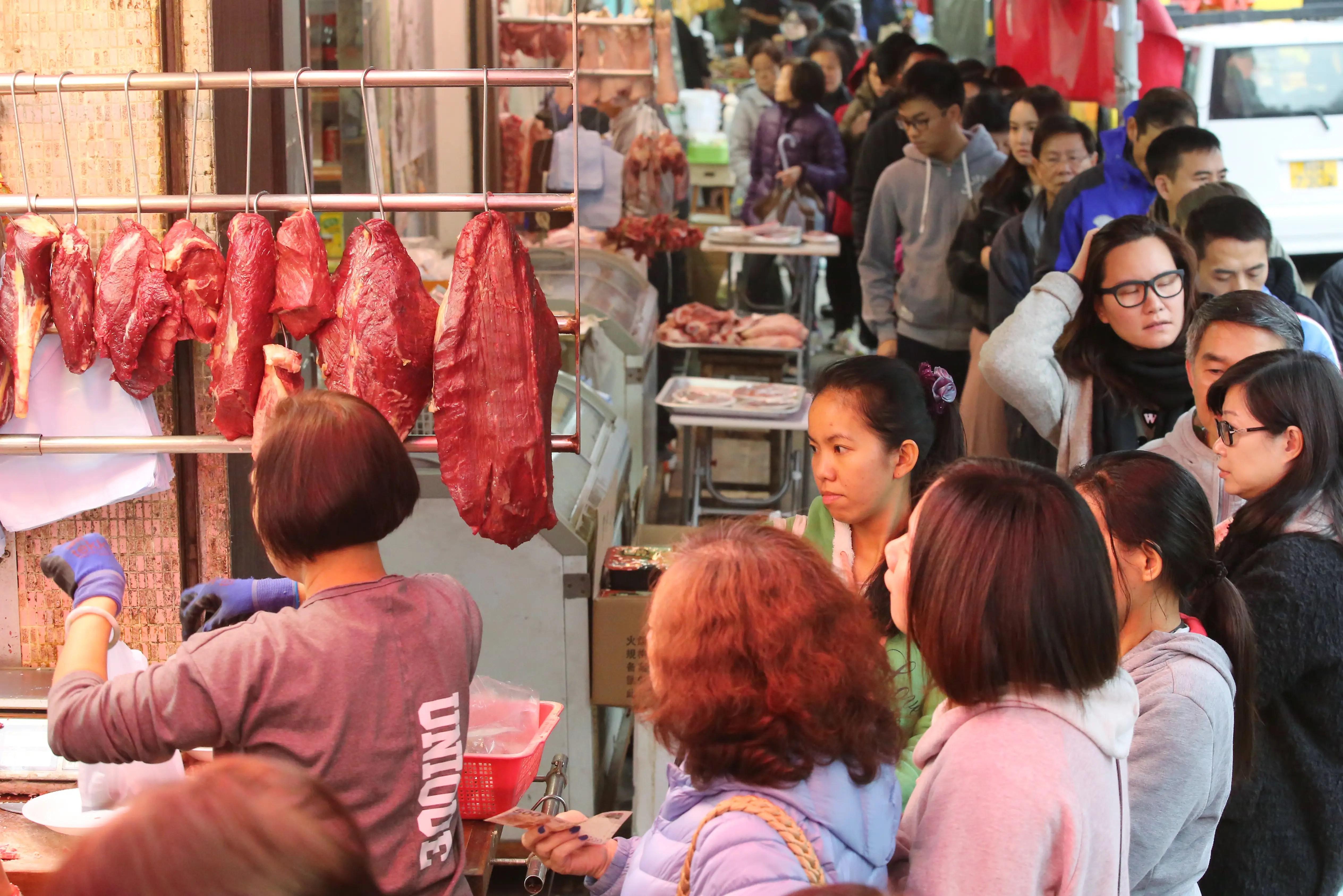 The coronavirus outbreak likely started in a Wuhan wet market ...