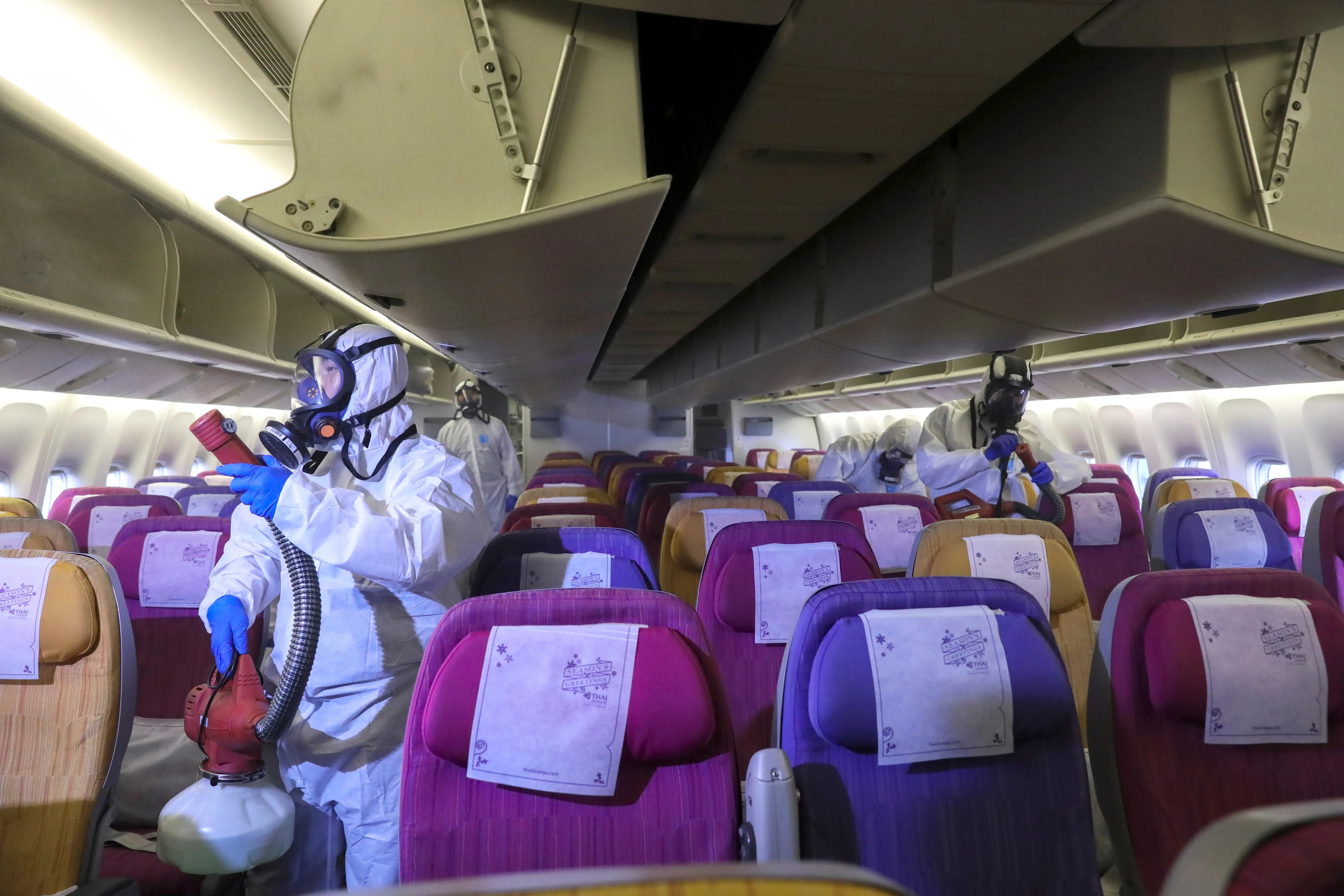 Coronavirus poses substantial risk to airlines and air travel ...