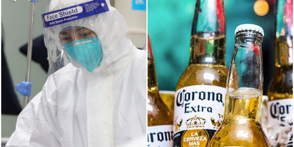 People seem to think Corona beer is linked to deadly Wuhan ...