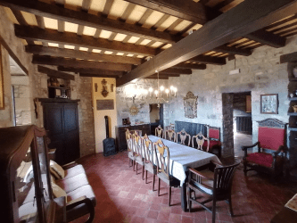 You and 15 friends can stay in a medieval castle in Spain Insider