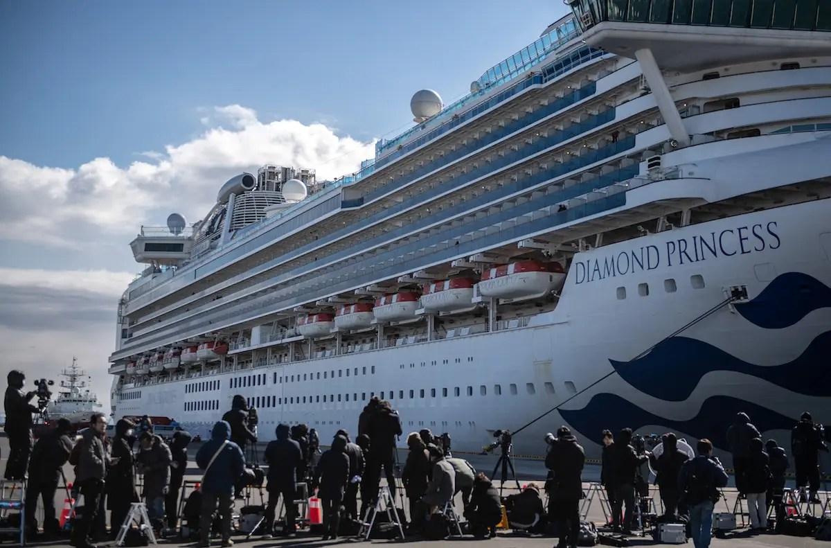 Cruise ship quarantined over coronavirus evacuates passengers ...