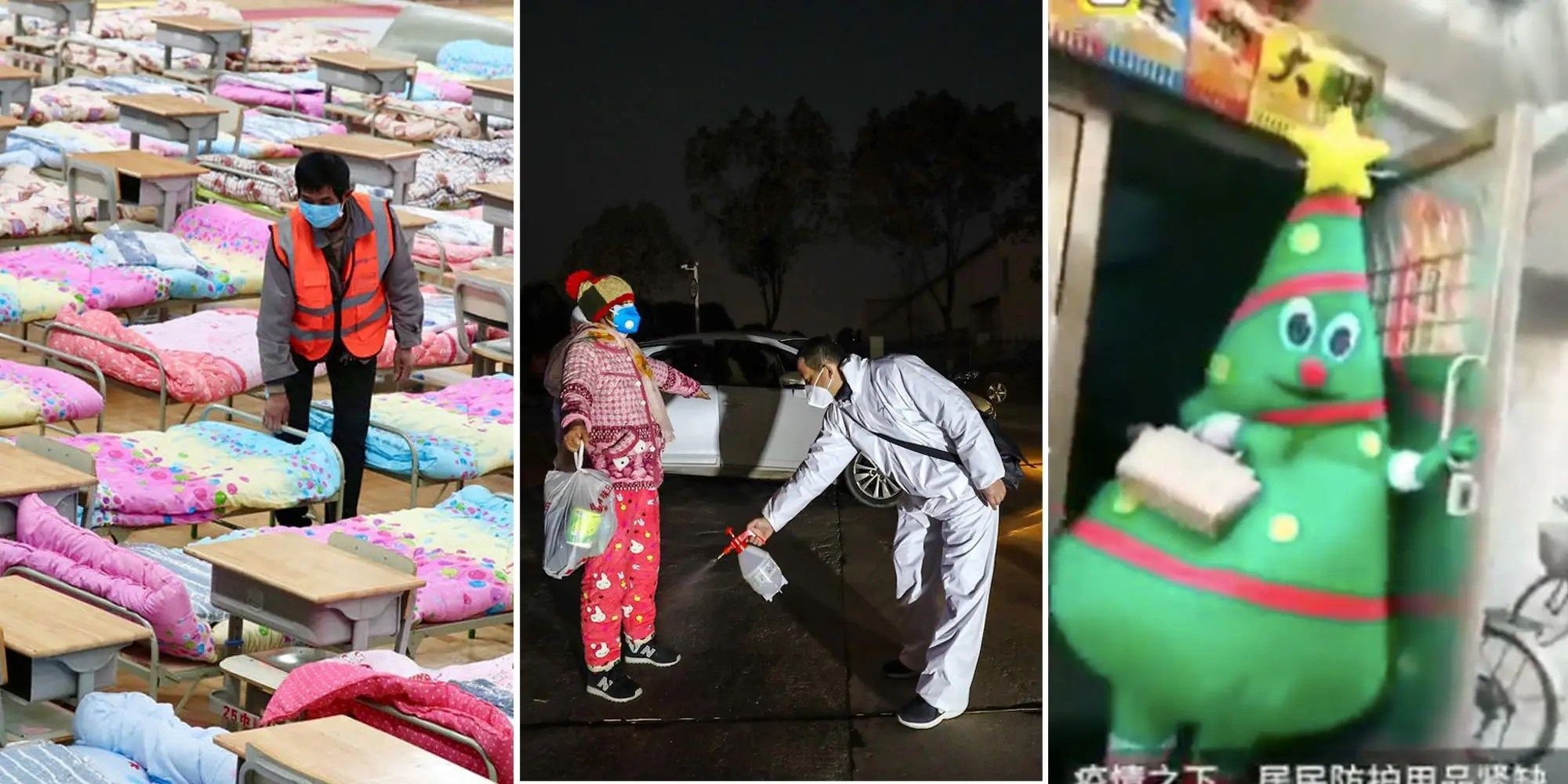Wuhan coronavirus: What life is like inside quarantined Chinese ...