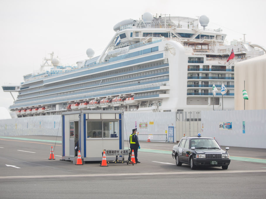 Despite being hit by COVID-19, Diamond Princess to sail again in ...