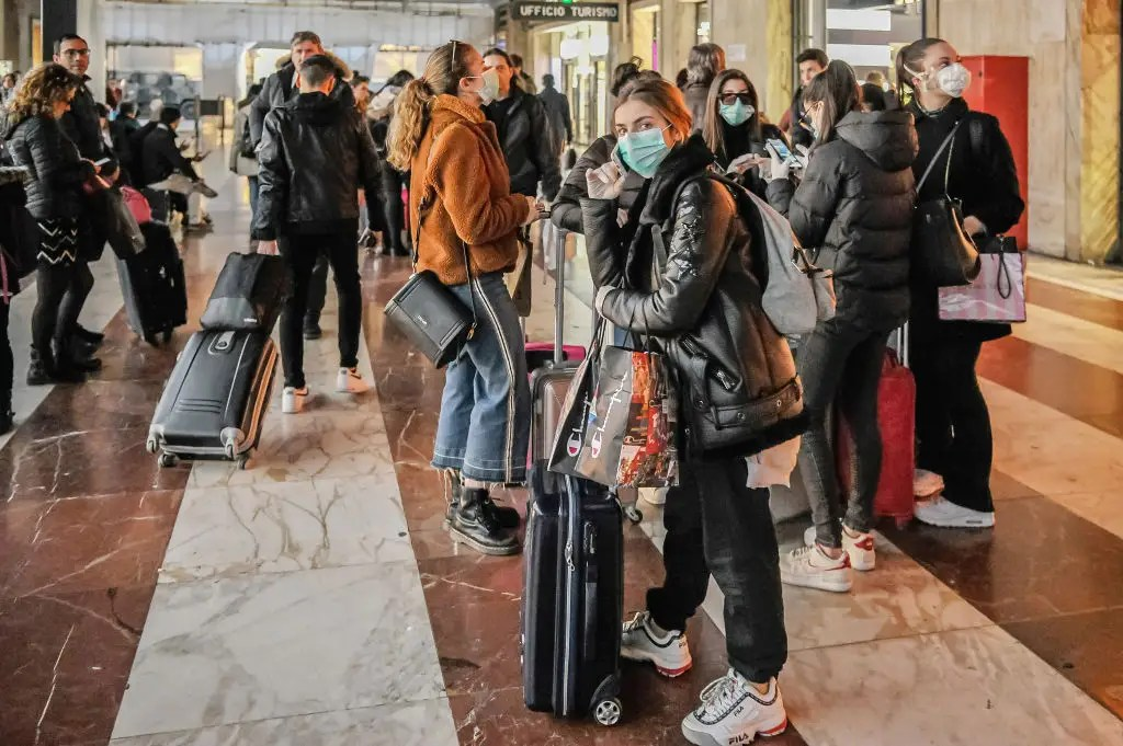 Universities cancel study abroad programs as COVID-19 cases soar ...
