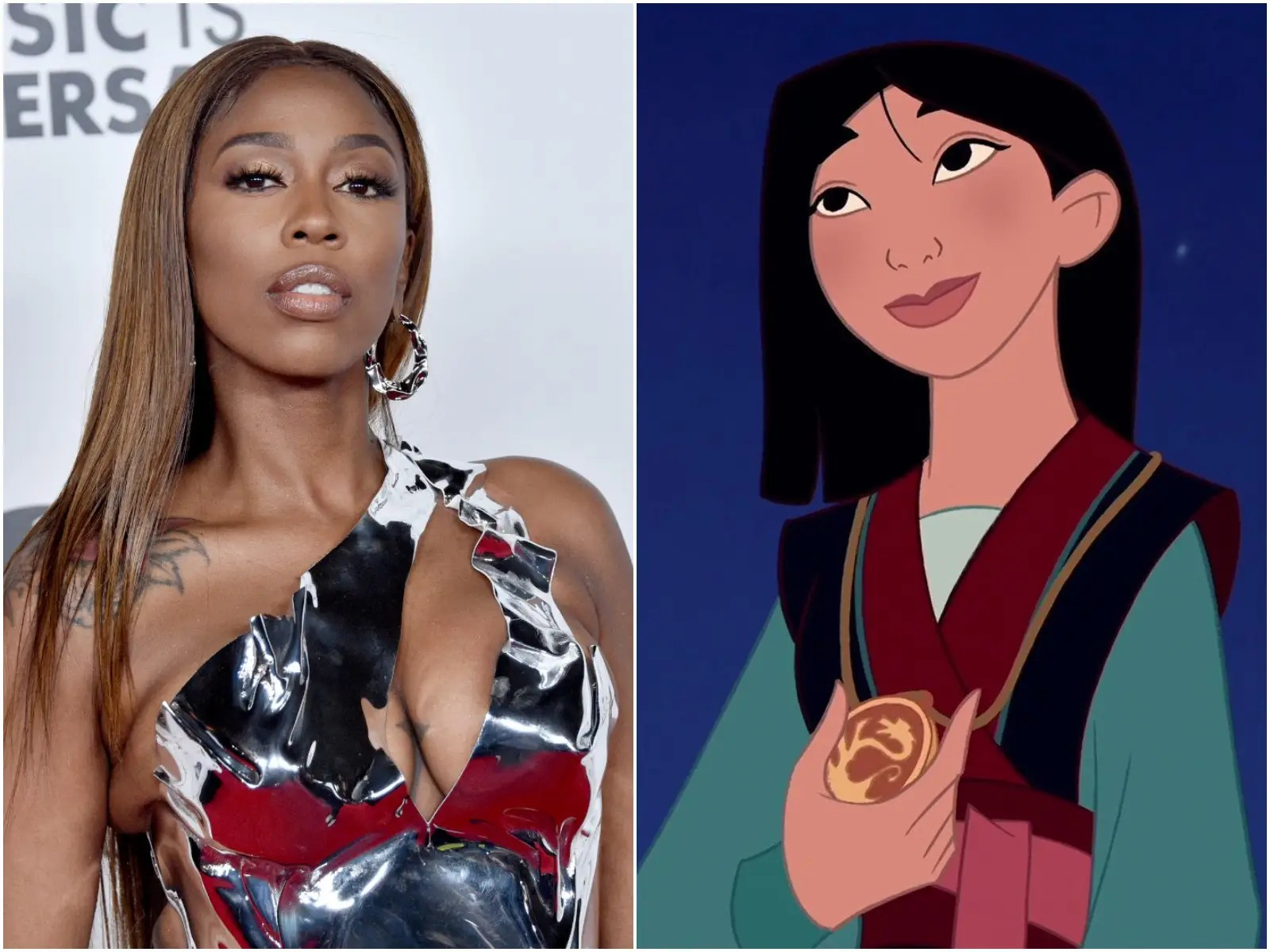 Rapper Kash Doll under fire after sharing racist coronavirus Mulan ...
