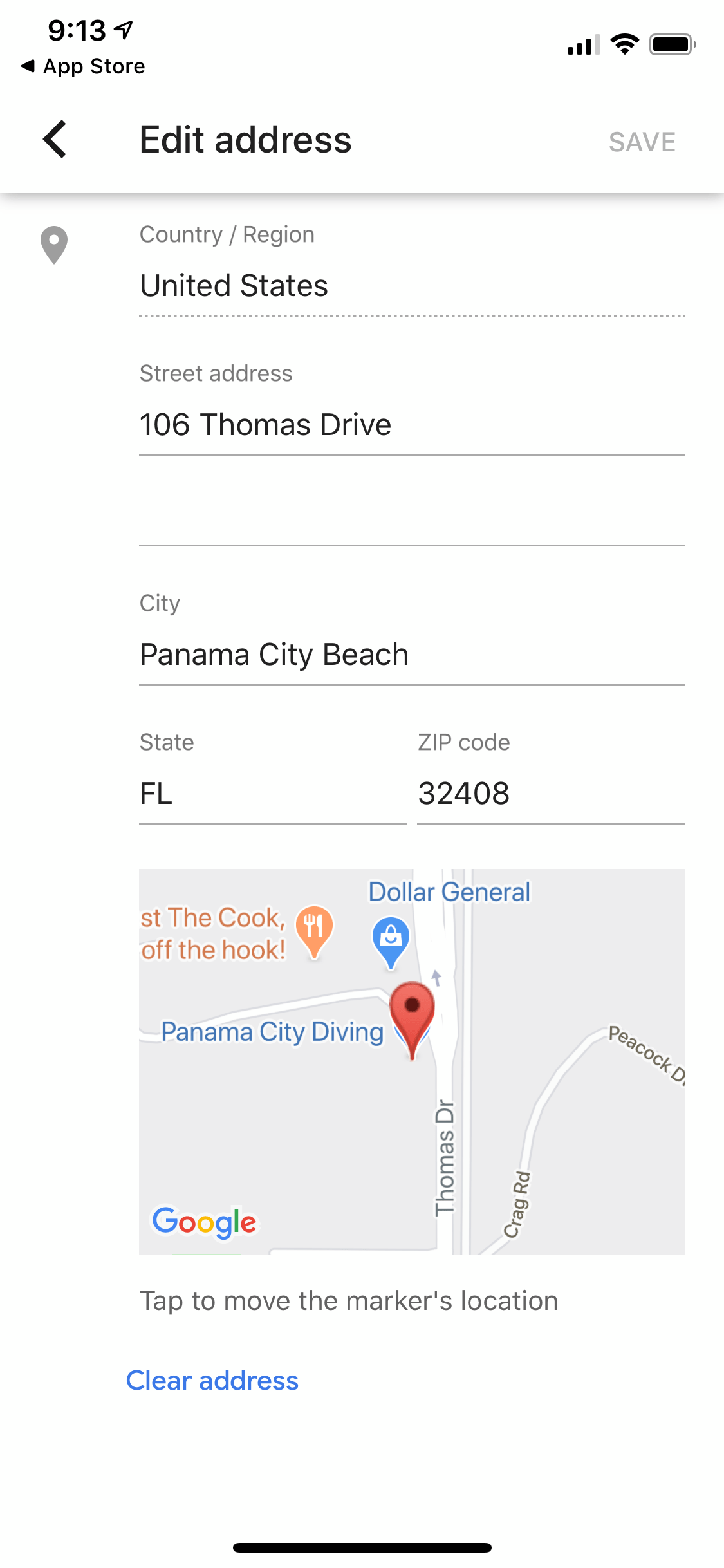 Update the business name or address on your - Google Help