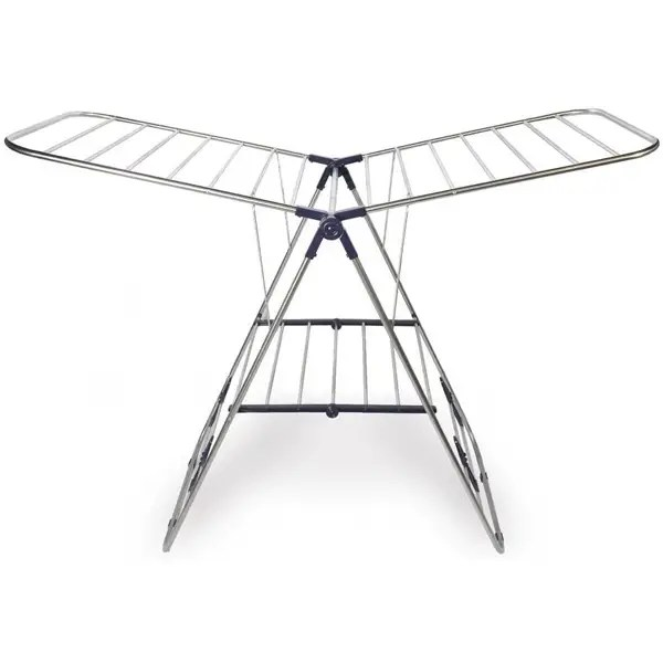 heavy duty stainless steel clothes drying rack
