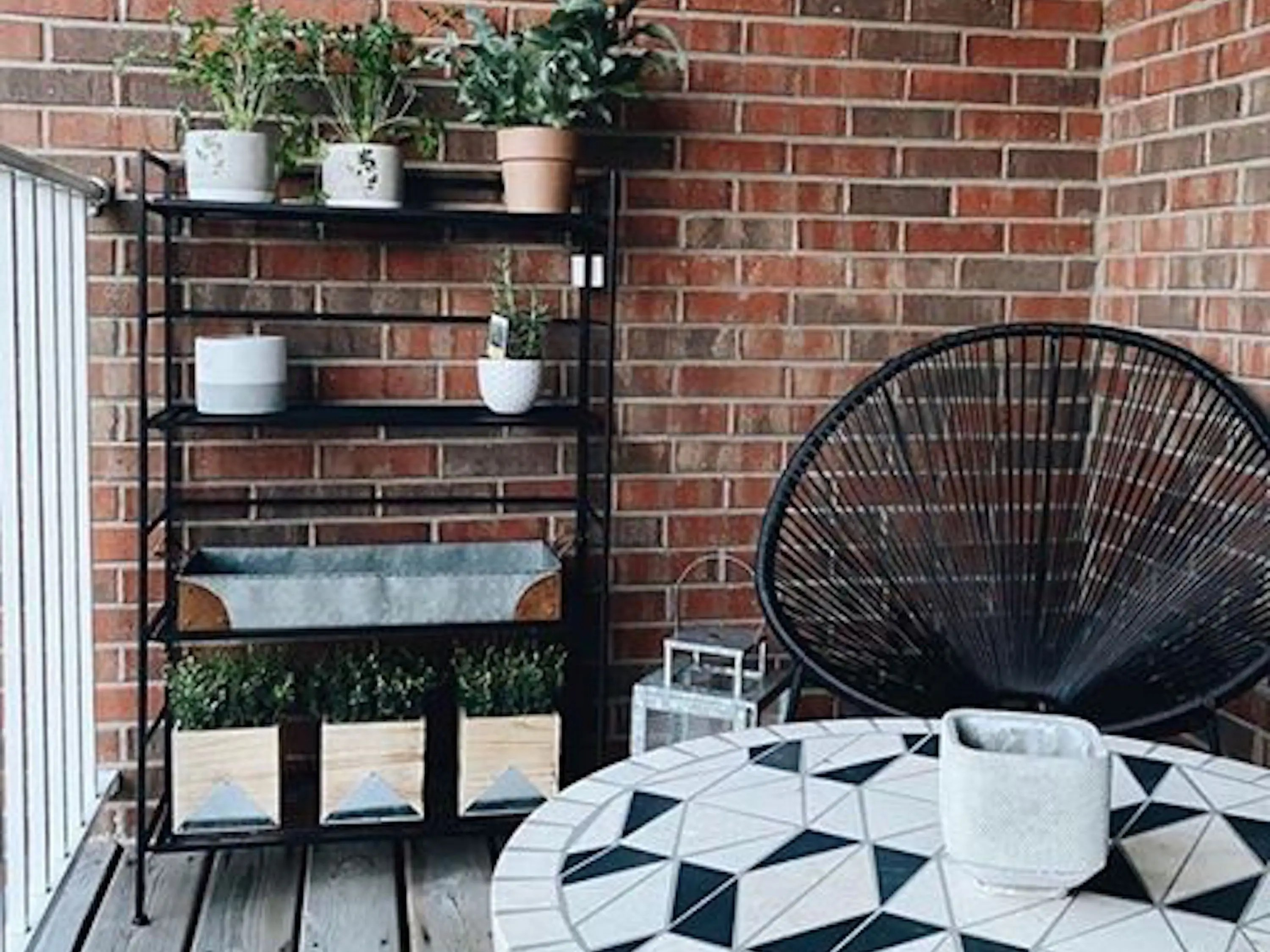 small patio inspiration that will
