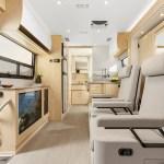 Leisure Travel Vans 2021 Unity Rv Built On A Mercedes Benz Sprinter Business Insider