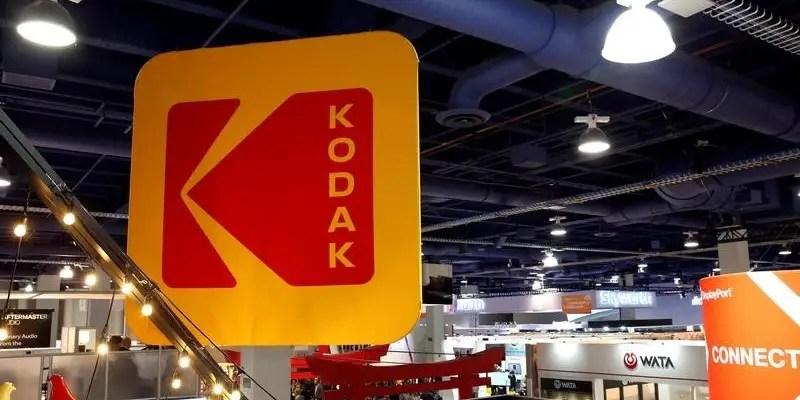 Kodak Stock Price Surged 200 On 765 Million Government