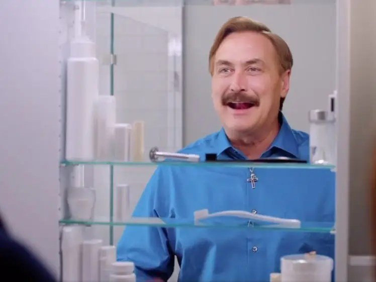 who is mike lindell controversial