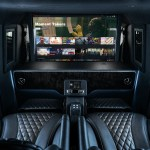 Mercedes G63 Limo Is A 1 2 Million Bulletproof Living Room On Wheels Business Insider