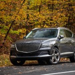 2021 Genesis Gv80 Review Lush Chariot With An Even More Lush Interior Business Insider