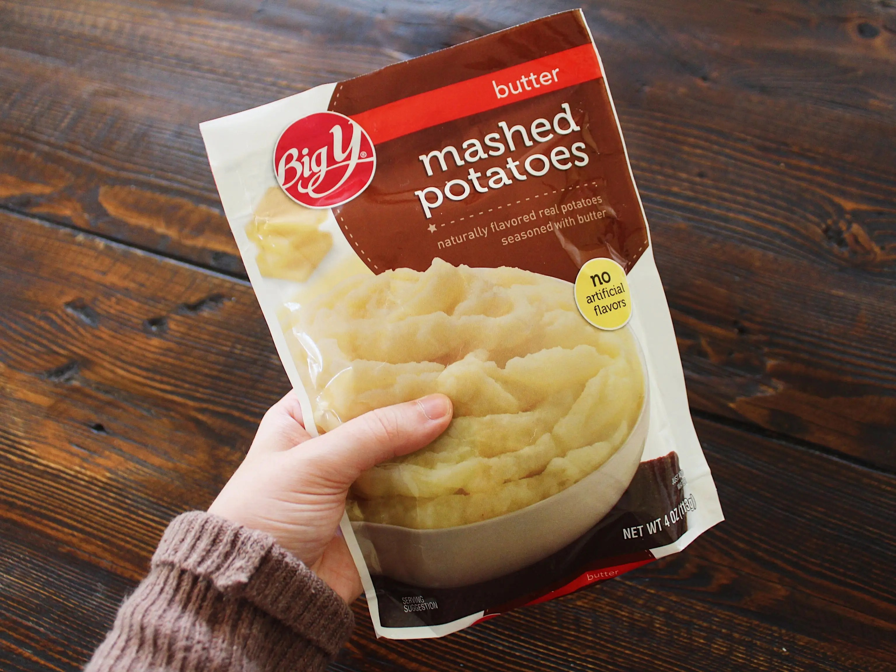 best instant mashed potatoes for
