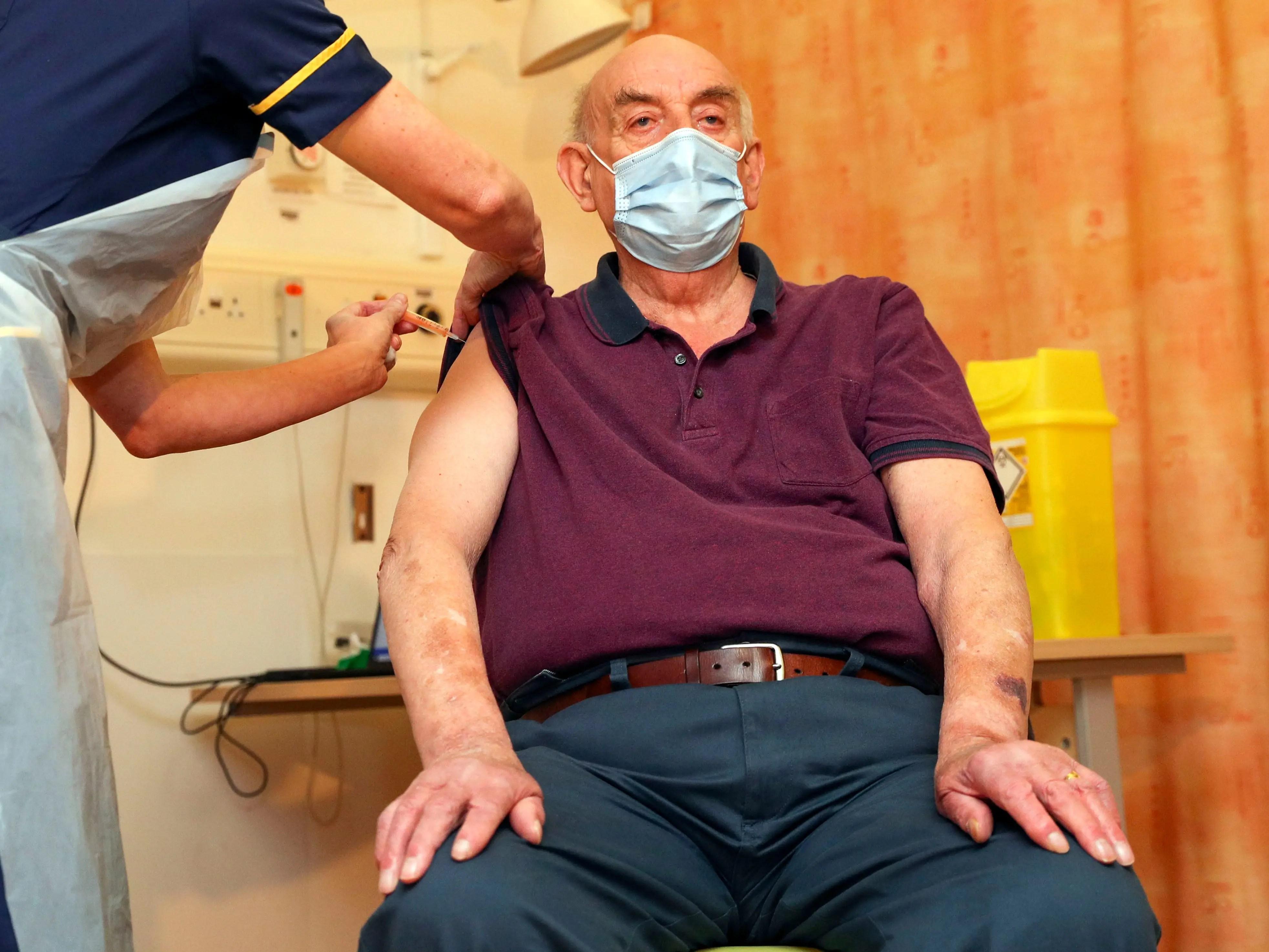 reports astrazeneca vaccine less