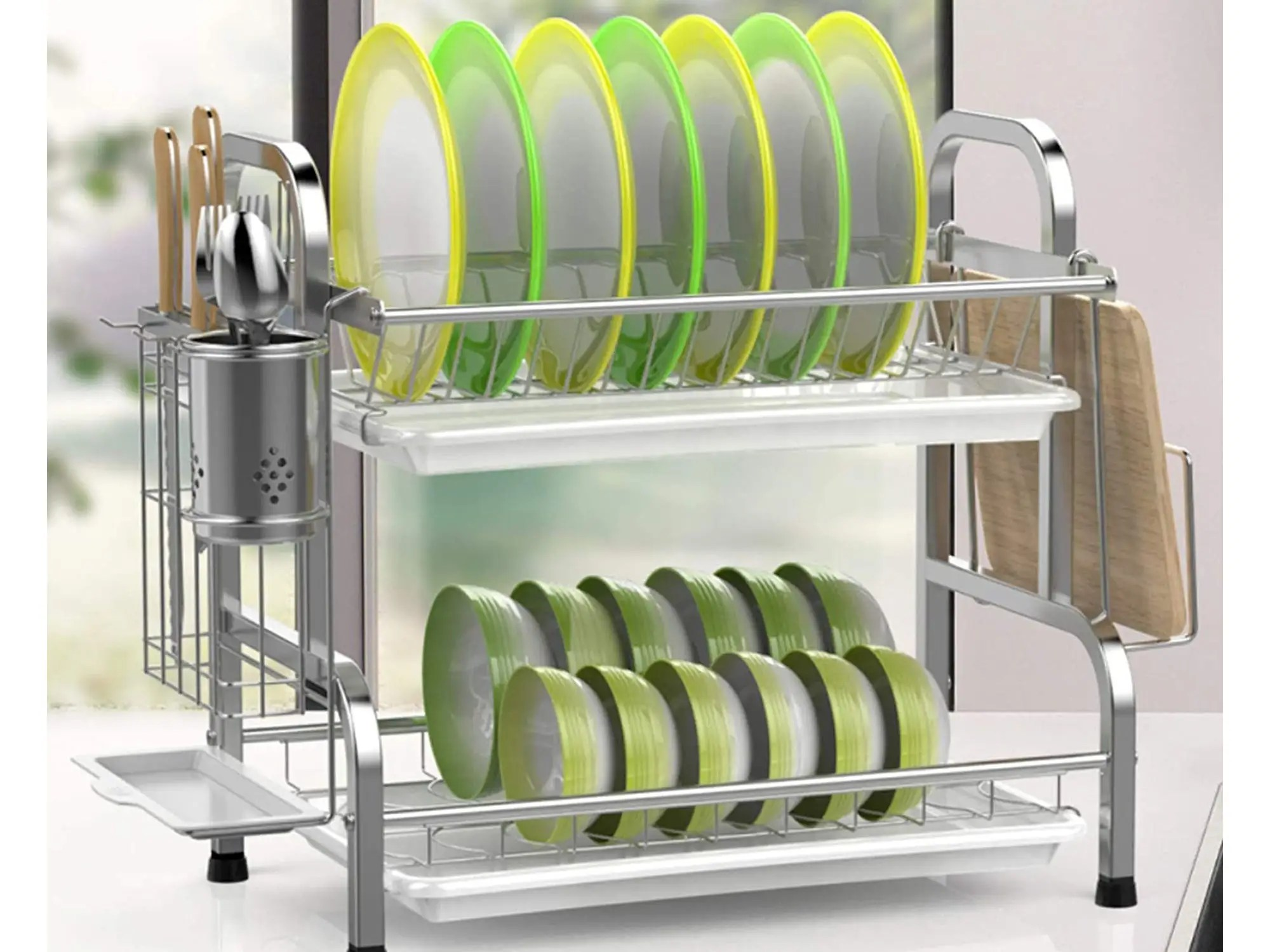 the 5 best dish drying racks of 2021