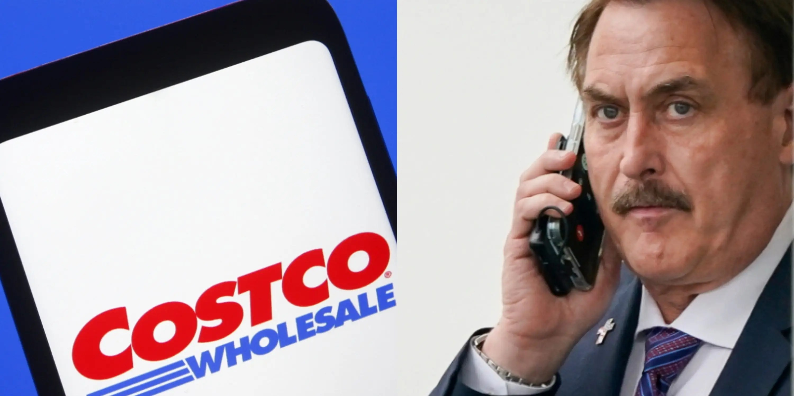 costco has stopped selling mypillow