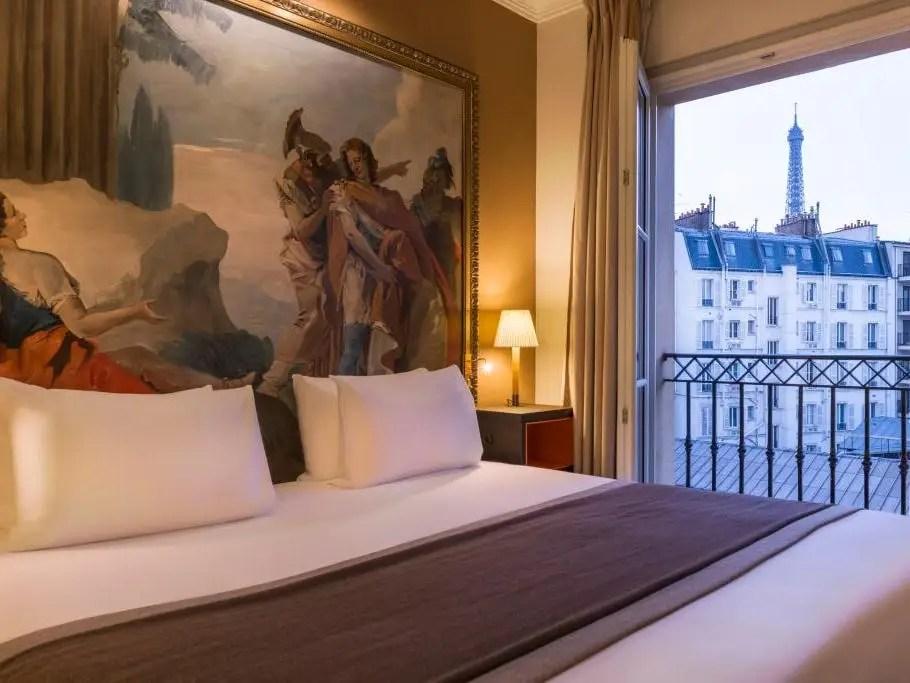 https www businessinsider com best hotels paris