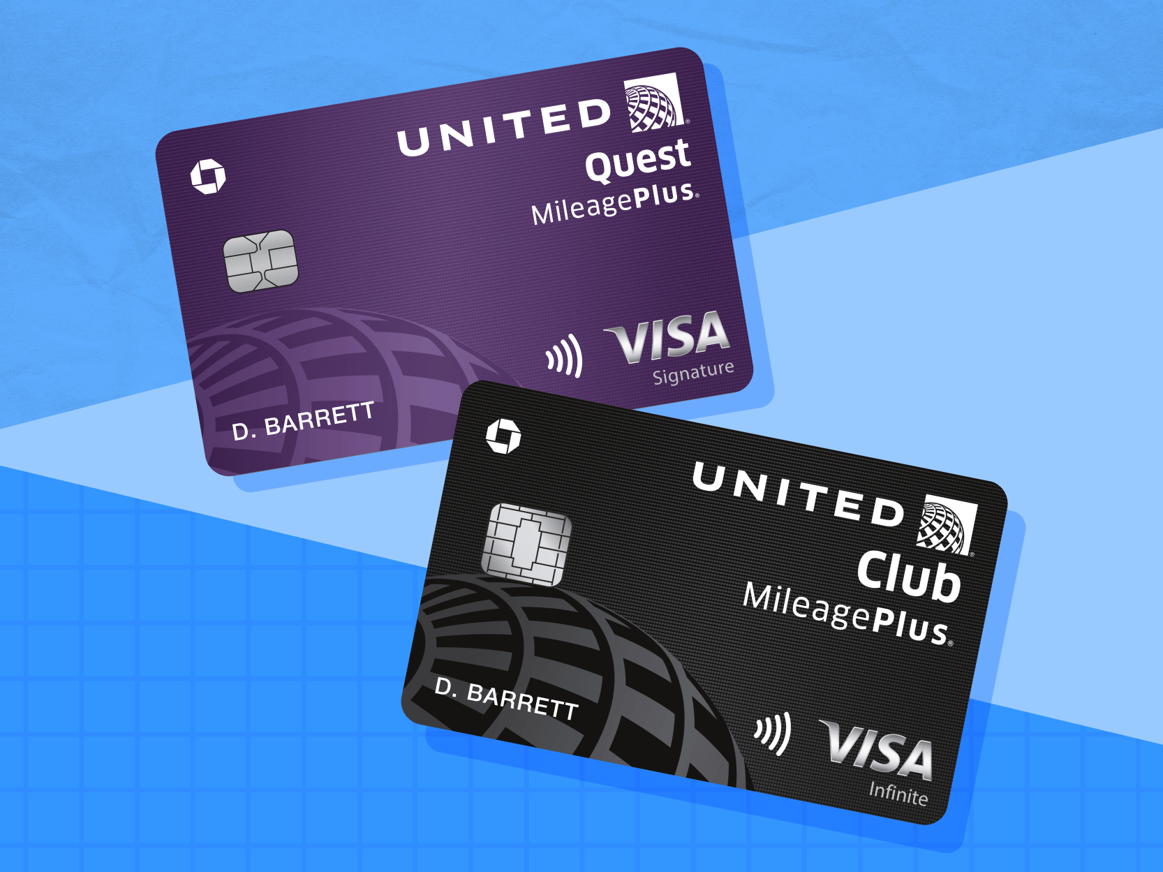 Some offers mentioned below are no longer available. Chase United Quest Vs United Club Infinite Credit Card Comparison