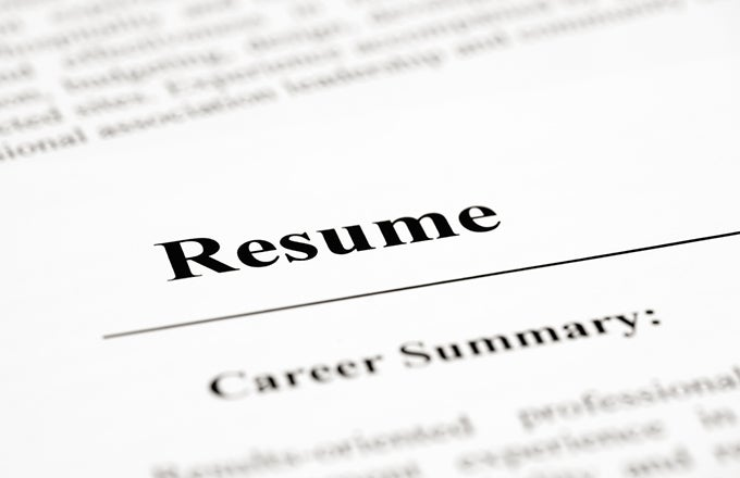 How To Craft A Resume That Keyword Technology Will Find