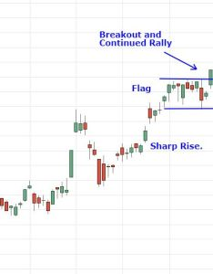 Flag chart pattern also analyzing patterns flags and pennants rh investopedia