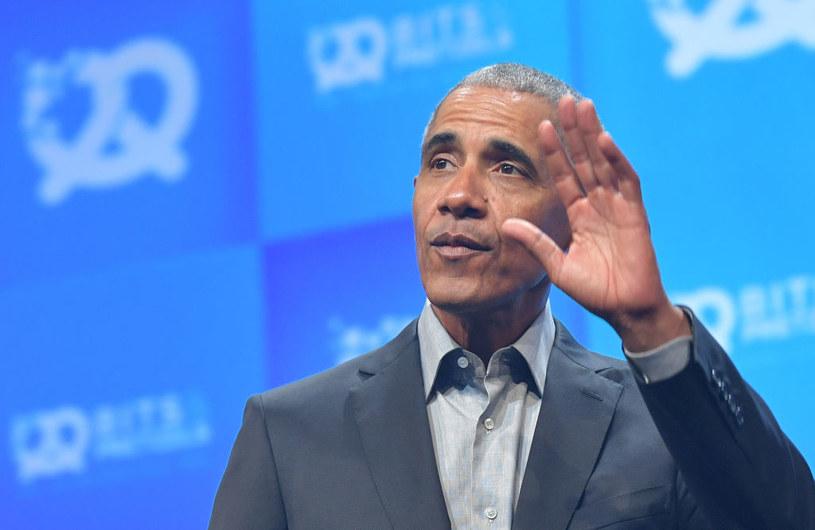 Barack Obama / Hannes Magerstaedt
