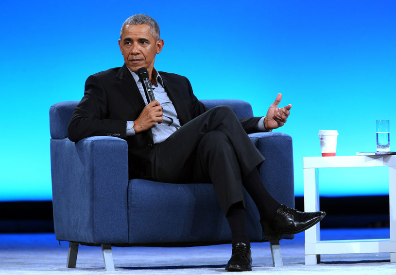 Barack Obama / Terrence Antonio James
