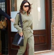 Boiler suit - niezbędny w wiosennej garderobie