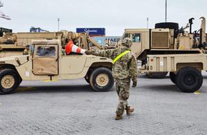 Dlaczego żołnierze z USA jeżdżący po Polsce mają wypadki? Wyjaśniamy