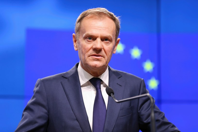 Donald Tusk /AA/ABACA /East News