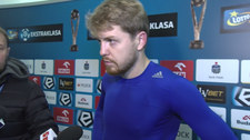 Furman po meczu Wisła Płock - Zagłębie Sosnowiec. Wideo