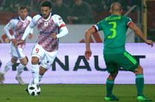 Górnik Zabrze - Śląsk Wrocław 2-2 w 15. kolejce Ekstraklasy